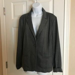 Ann Taylor Grey Jacket